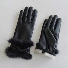 Fashion Womens Soft Leather Gloves Soft Comfortable Fitness Various Size